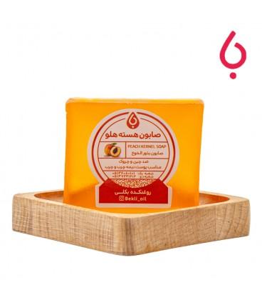 پن دستساز هسته هلو Peach Handmade Soap